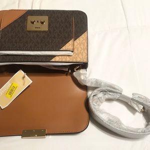 Michael Kors Bags - Michael Kors Brown Crossbody